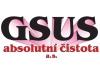 GSUS absolutní čistota a.s.