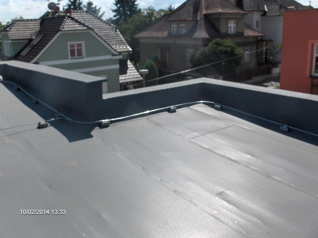Pvc folie na střechu cena