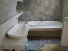 Koupelny, plovouc� podlahy