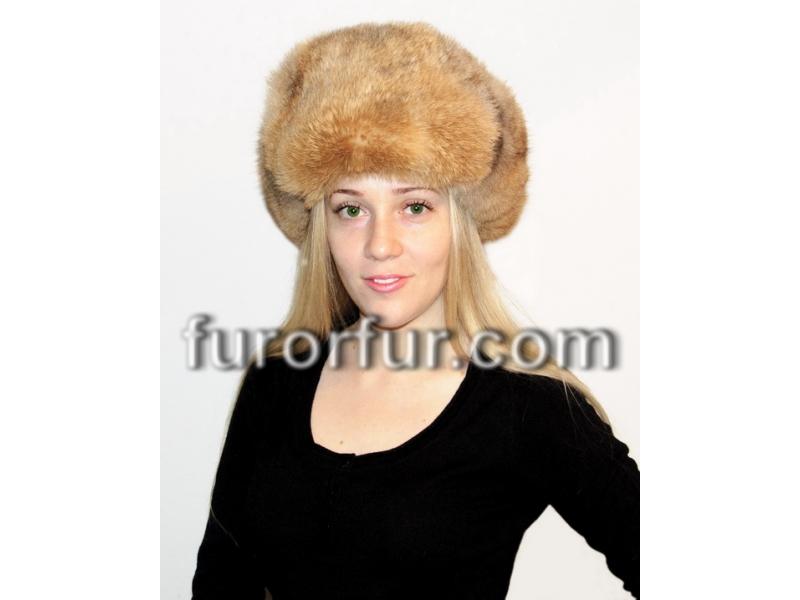 4 Luxusní Zimní Čepice Beranice Ruská Ušanka - FRANT 6963909742