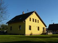 Projekt rekonstrukce rodinného domu v Trutnově