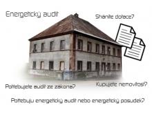 Energetický audit či posudek