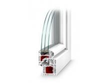 Pětikomorová plastová okna STANDARD-OL