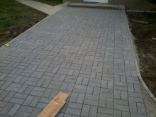 rekonstrukce chodniku ze zamkove dlazby